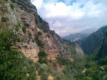 10. Roland Moundalak - HTC Desire HDQannoubine valley , Lebanon 1