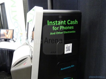 EcoATM turns your old phone into cash with its self-service option