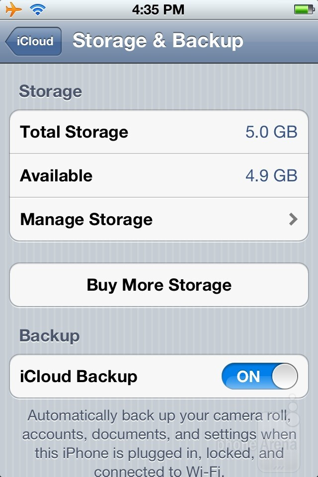 How to Free Up iCloud Storage Space