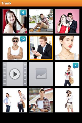 The ChatON instant messenger is now available on the Android Market