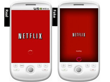 How to spot the fake Netflix app