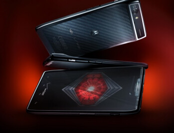 Image of Motorola DROID RAZR leaks on teaser site