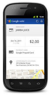 Google Wallet goes live with major retailers: pay with your phone, get a discount