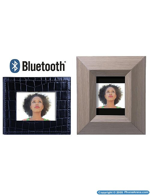 Parrot introduces its Bluetooth photo frame