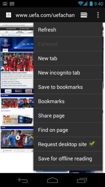 Improved Browser