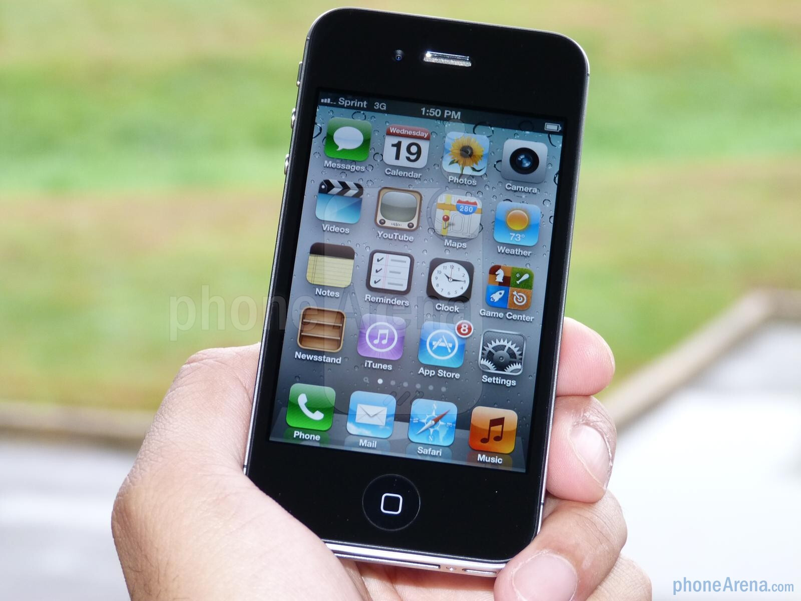 Image From Apple IPhone 4S Unboxing And Hands On