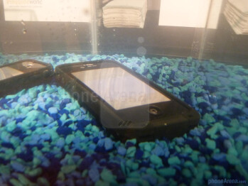 LifeProof case for the iPhone protects against water, dirt, snow, and shock