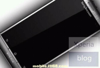 Alleged snap from the Sony Ericsson Nozomi hints at 12MP camera indeed, murky design shot emerges