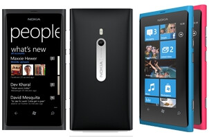 "Enter Nokia Lumia 800 - ""the first real Windows Phone"""
