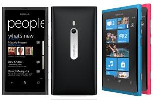 "Enter Nokia Lumia 800 - ""the first real Windows Phone"""