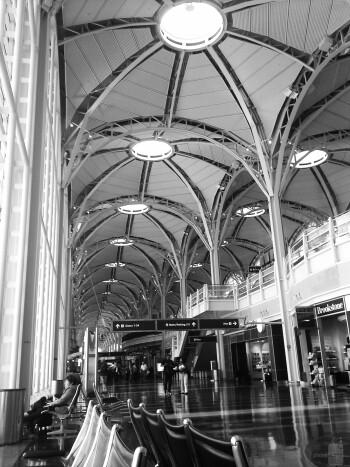 2. Earl DelaCruz - HTC Nexus OneReagan National Airport in Washington DC