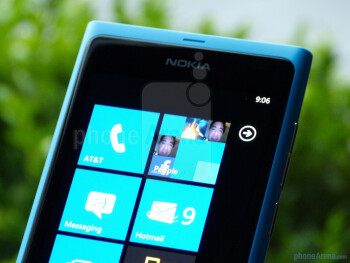 Nokia Lumia 800 Hands-on