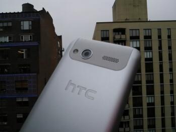 Camera samples from the Nokia Lumia 710.