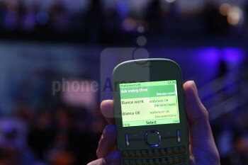 Nokia Asha 200 features dual-SIM functionality
