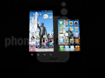 Motorola DROID BIONIC & Apple iPhone  4S