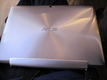 Asus Transformer Prime leaks in a set of photos
