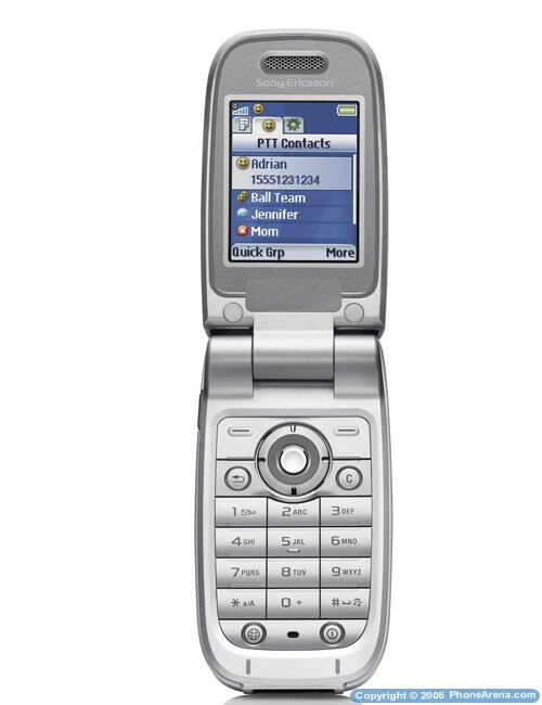 Sony Ericsson introduces Z525 clamshell