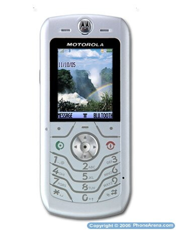 Motorola SLVR L6 available for Cingular