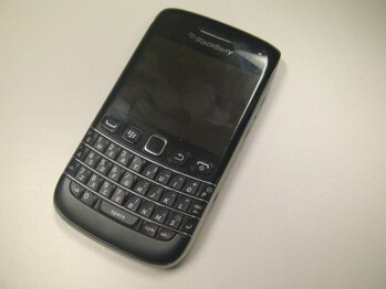 The unannounced BlackBerry Bold 9790