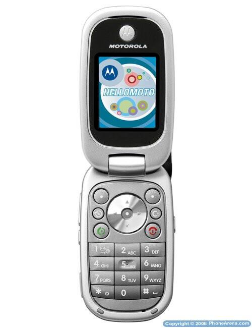 Motorola adds RAZR V3m and W315 to its CDMA portfolio