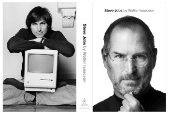 The Steve Jobs bio is as hot as a new Apple iPhone