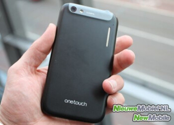 The rumored Alcatel One Touch 995 may be an affordable Android 4.0 Ice Cream Sandwich smartphone