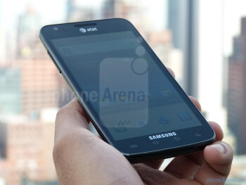 Samsung Galaxy S II Skyrocket hands-on