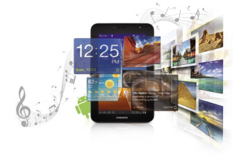 Amazon wants $400 for the Samsung Galaxy Tab 7.0 Plus tablet, comes with an IR blaster and Smart Remote app