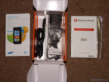 Samsung Focus Flash unboxing and hands-on