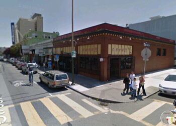 The Cava22 bar in San Francisco where the prototytpe of the Apple iPhone 4S was allegedly lost...and found