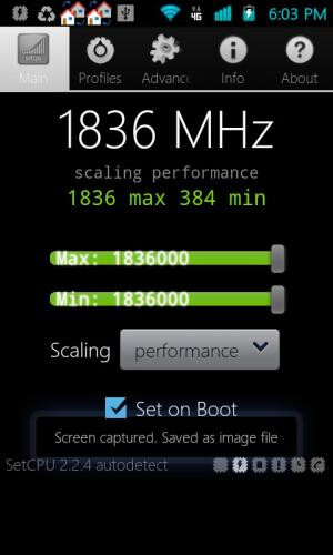 Samsung Galaxy S II for T-Mobile switches to ridiculous speed, overclocked beyond 1.8GHz