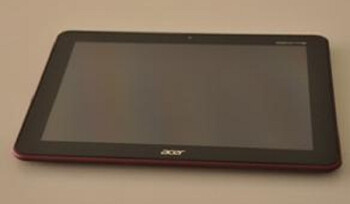 The Acer ICONIA TAB A200 as it appears on the Bluetooth SIG web page