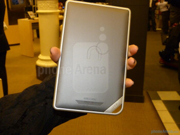 Barnes & Noble Nook Tablet hands-on