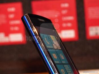 LG Jil Sander Mobile hands-on