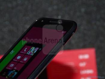 Samsung Focus S hands-on