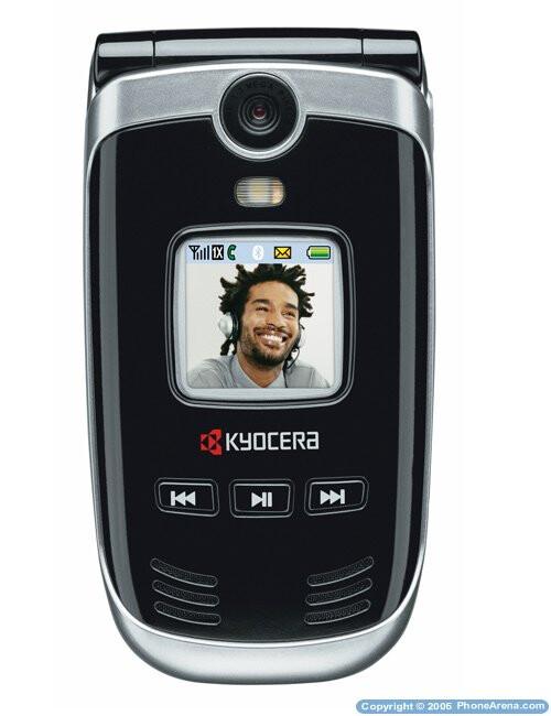 Kyocera announces K822 and K320/K340 CDMA phones
