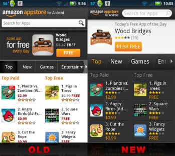 Amazon Appstore 2.0 available right now