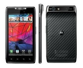 The Motorola DROID RAZR