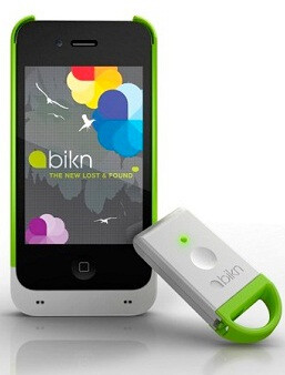 Treehouse Labs BiKN radio-enabled smart case for iPhone lets you keep track of things that matter