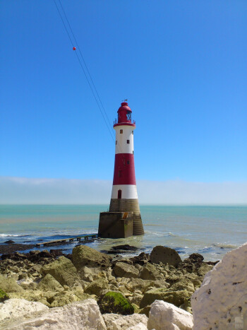 10. Jan Jurek - Sony Ericsson Xperia arcBeachy Head Lighthouse