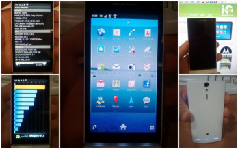 Sony Ericsson mystery phone uploading images to Picasa – is it the Nozomi?