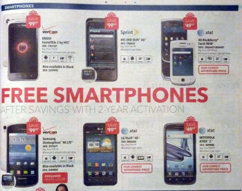 Black Friday at Best Buy will feature great deals on Android devices