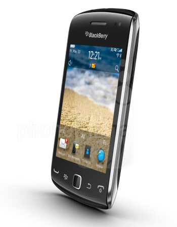 BlackBerry Curve 9380 announced, the first ever Curve with a touchscreen