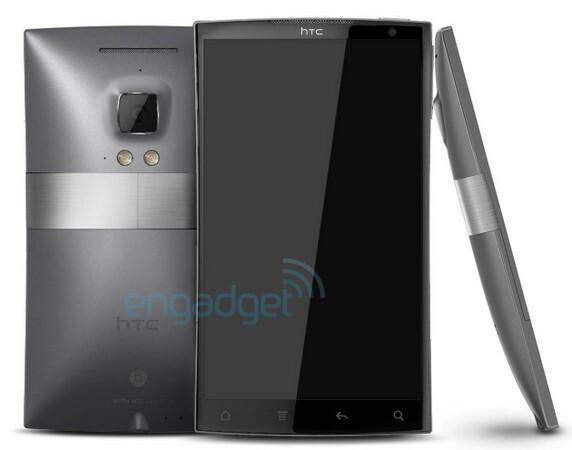 HTC Zeta: Quad-core 2.5GHz CPU superphone rocking Ice Cream Sandwich
