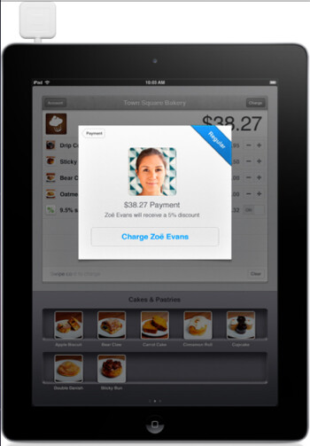 Square 2.2 can label a customer as a