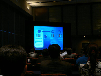 Symbian Carla and Donna revealed during a developers presentation