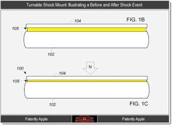 Tunable Shock Mount