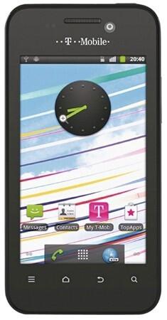 T-Mobile Vivacity makes a UK landing: affordable 3.5-inch Android hiding ZTE origins
