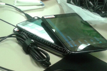 The device in the photos may be the U.S. Samsung GALAXY Note model