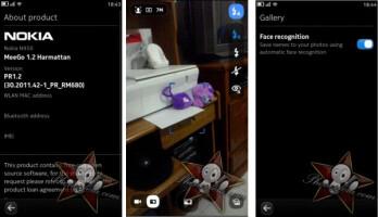 Nokia N9 PR 1.2 update screenshots leak out: improved camera, gallery apps